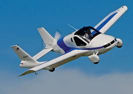 First Flying Car of the World - Terrafugia Transition Features and Reviews