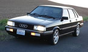 How to buy old audi