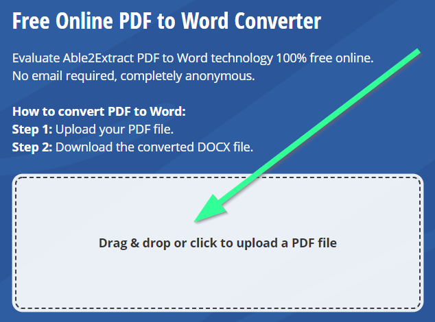 Pdf To Word Converter 100 Free >> Converting From Pdf To Word And Back 100 Free Technology Blog