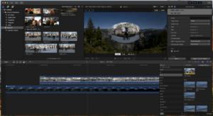 Final Cut Pro X video tool