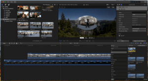 Final Cut Pro X video tool